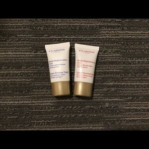 Clarins Extra-Firming Day/Night Cream Combo